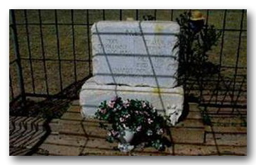 Billy's Headstone